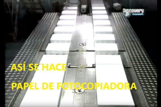 papel fotocopiadoras