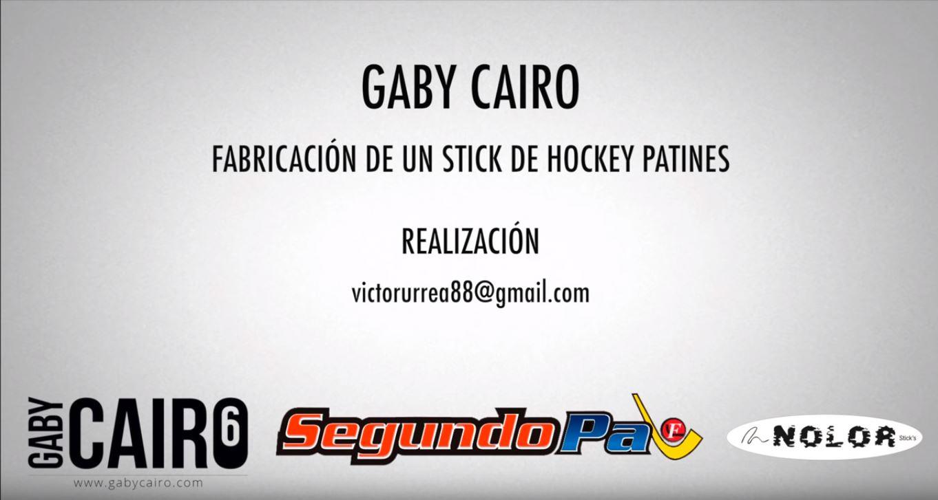 Cómo se fabrica un stick de hockey