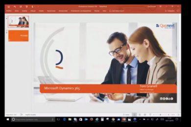Microsoft Dynamics 365 para Ventas